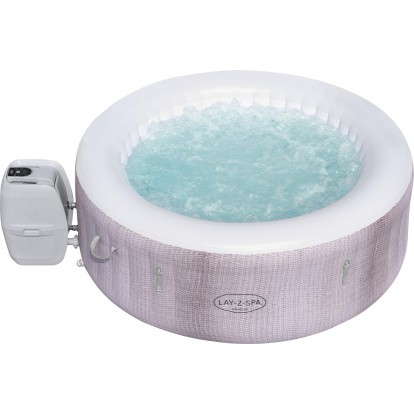 Spa gonflable rond Lay-Z-Spa® Cancun Airjet™ Bestway - 2/4 places - 180 x 66 cm
