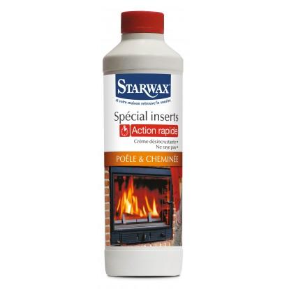 Spécial inserts poêle et cheminée Starwax - Bidon 500 ml