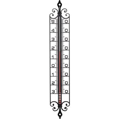 Thermomètre imitation fer forgé Stil