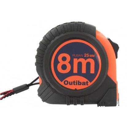 Mesure Bi-matière Outibat - Longueur 8 m
