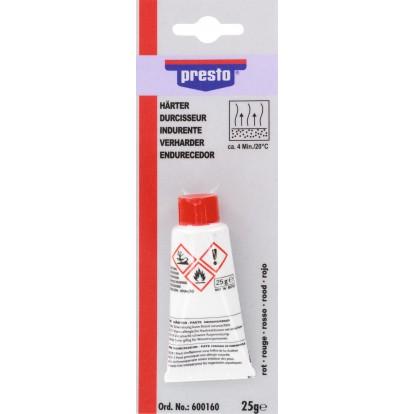 Durcisseur pour mastic polyester et résine Presto - 25 g