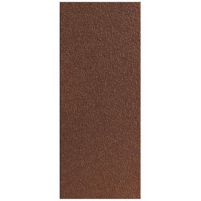 Patin fixation avec pince SCID - Non perforé - Grain 120 - Dimensions 115 x 280 mm - Vendu par 8