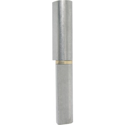 Paumelle Maroc® à souder Jardinier Massard - Longueur 80 mm - Diamètre broche 6,9 mm