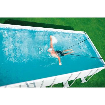 Élastique de nage Hydro-Pro Bestway - Longueur 4 m