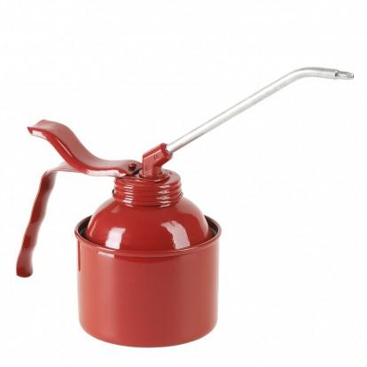 Burette métal à pompe Pressol - Bec rigide - 250 ml