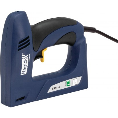 Agrafeuse-cloueuse Dual ESN114 Rapid Agraf - Pour agrafe 140 et pointe 8
