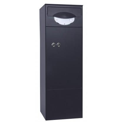 bo te colis box950 decayeux gris de bo te colis. Black Bedroom Furniture Sets. Home Design Ideas
