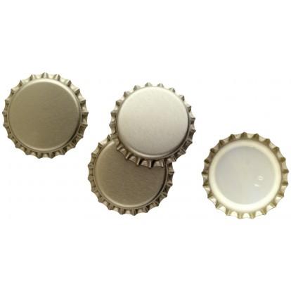 Capsule métallique - Diamètre 26 mm - Vendu par 100