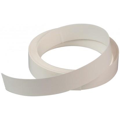 Chant plastique auto-adhésif Nordlinger - 16 mm x 5 m blanc