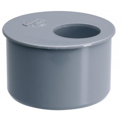 Tampon de réduction 1 piquage Mâle / Femelle Girpi - Diamètre 100 - 32 mm