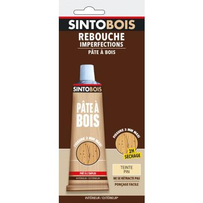Sintobois rebouche imperfections Sinto - Pin - 80 g