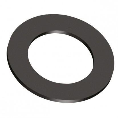 Joint caoutchouc EPDM - Filetage 17 x 23 mm - Vendu par 7