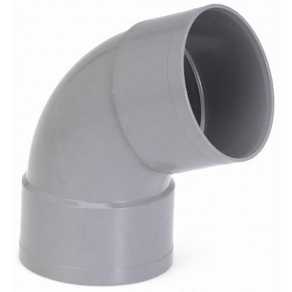 Coude à 67°30 Femelle / Femelle Girpi - Diamètre 100 mm