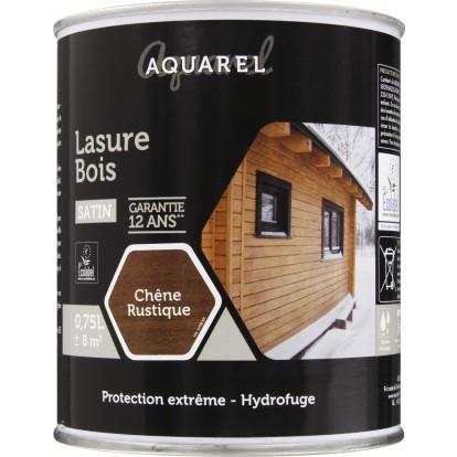 Lasure Aquarel Reca - 0,75 l - Chêne rustique