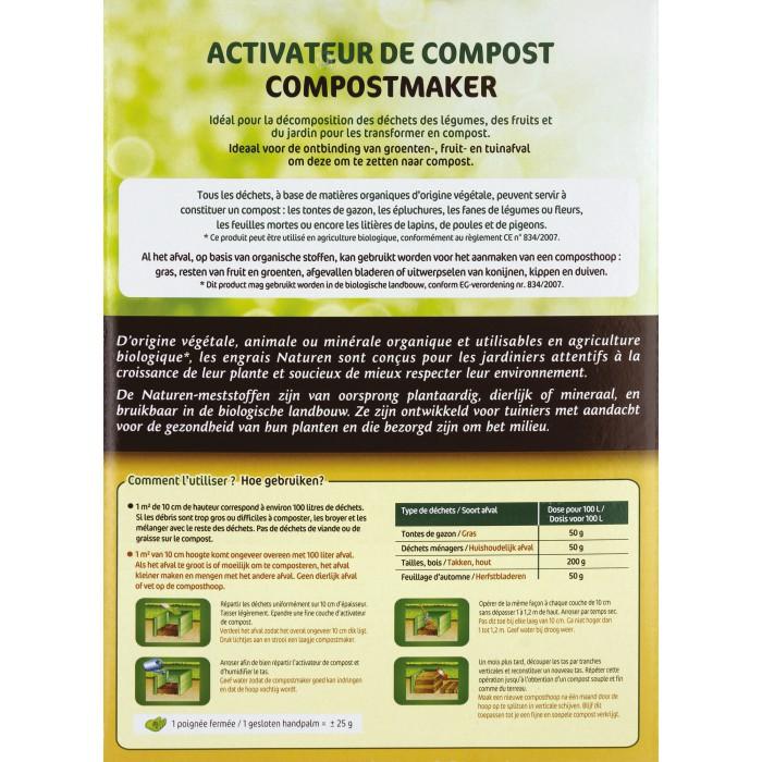 Activateur de compost naturen bo te 1 5 kg de activateur - Activateur de compost ...