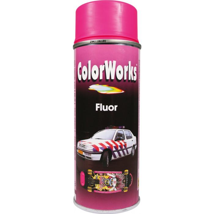 peinture fluorescente colorworks rose de peinture fluorescente 1065678 mon magasin g n ral. Black Bedroom Furniture Sets. Home Design Ideas