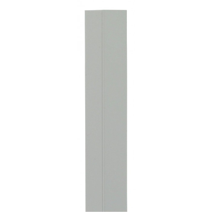 Bas de porte languette pvm blanc de bas de porte for Bas de porte exterieur