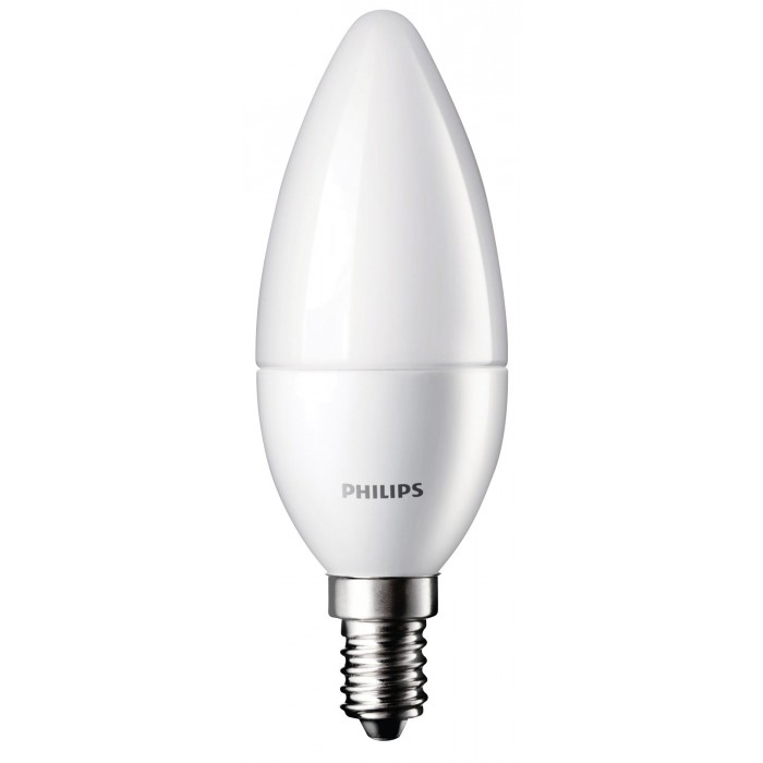 ampoule led flamme e14 philips 470 lumens 5 5 w de ampoule led 1147077 mon magasin g n ral. Black Bedroom Furniture Sets. Home Design Ideas