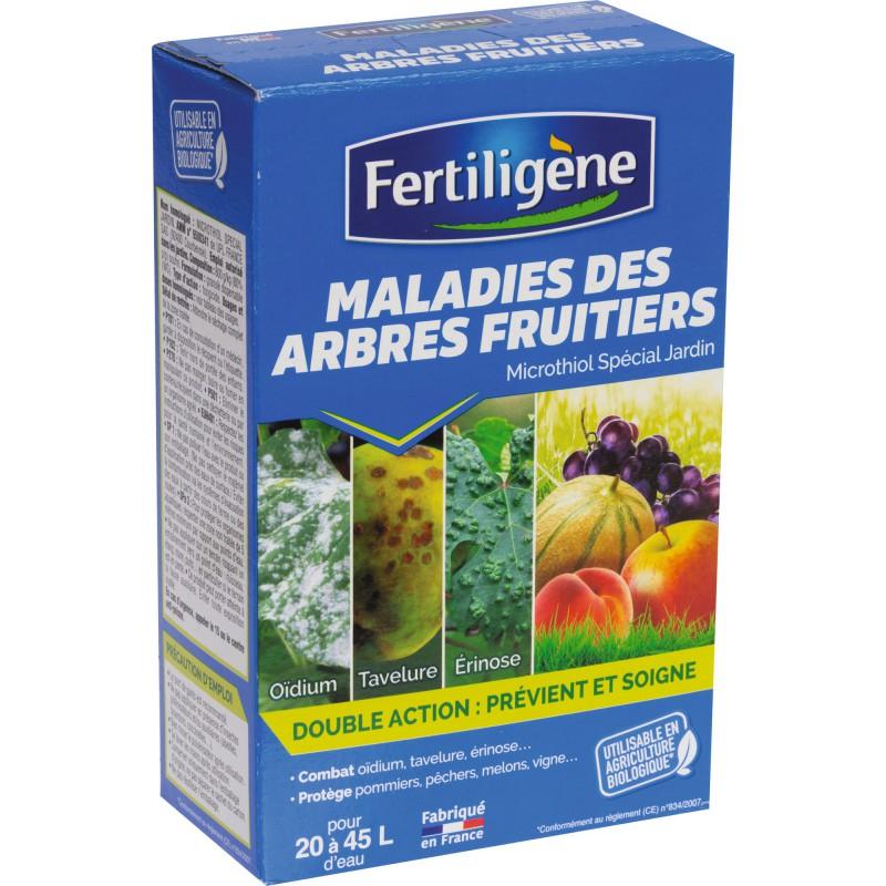 Maladies des arbres fruitiers Fertiligène - Boîte 350 g