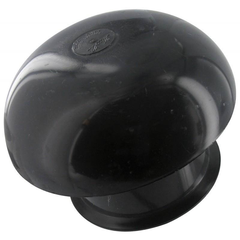 Chapeau à ventilation Girpi - Diamètre 100 mm - Ardoise