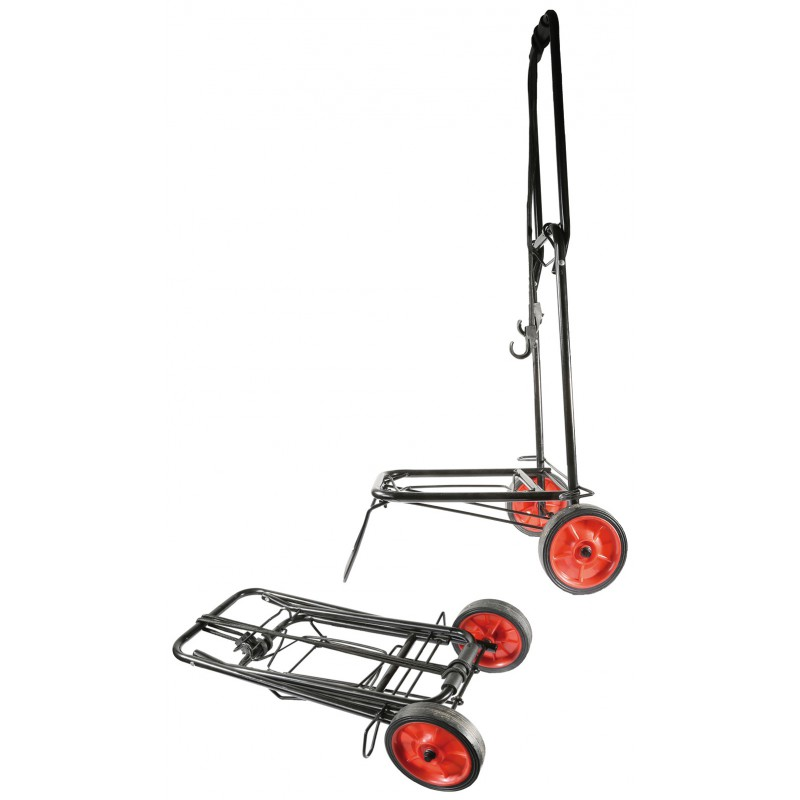 Chariot pliant multi-usages Cao Camping - Charge 40 kg