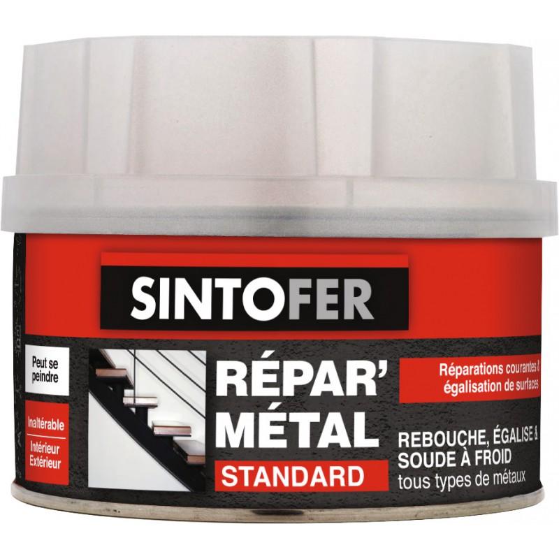 Répar' métal Standard Sintofer - Boîte 500 ml