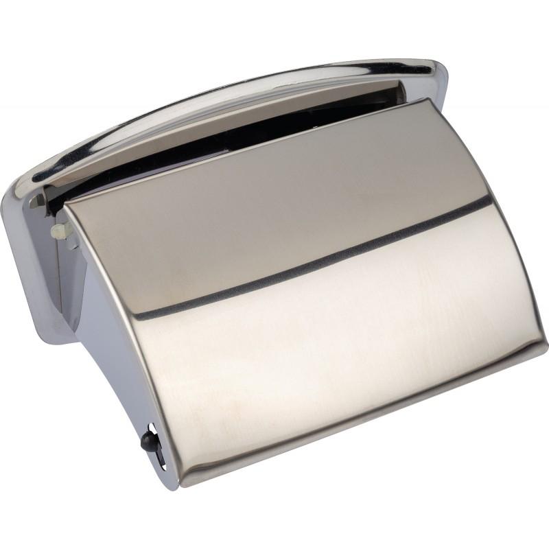 Porte-papier inox Godonnier - Pour rouleau