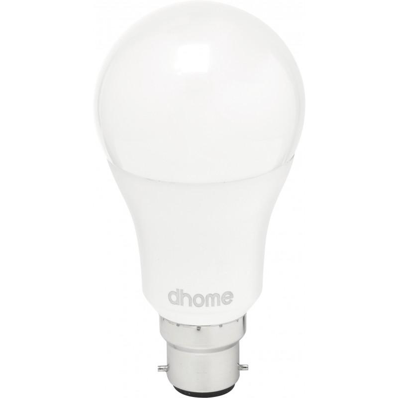 Ampoule LED standard B22 dhome - 1055 Lumens - 11 W - 2700 K