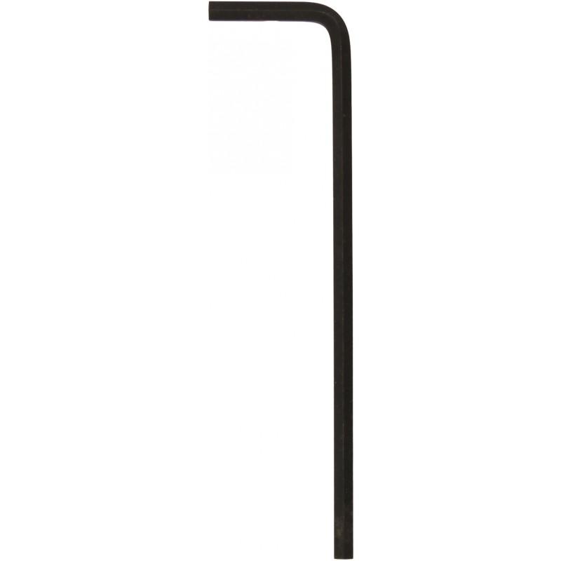 Clé mâle coudée série longue Facom - Dimensions 12 mm