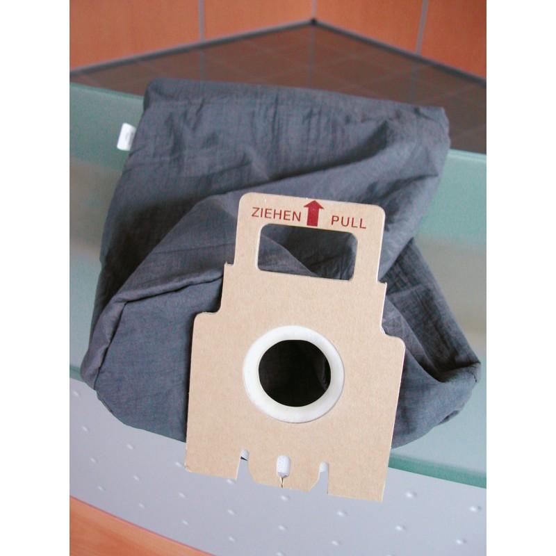 sac aspirateur universel tissu vendu par 1 de sac. Black Bedroom Furniture Sets. Home Design Ideas