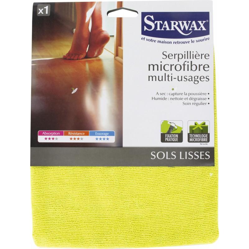 Serpillière microfibre Starwax