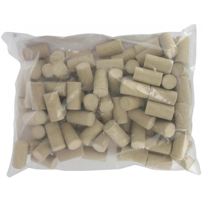 Bouchon synthétique siliconé - Vendu par 100