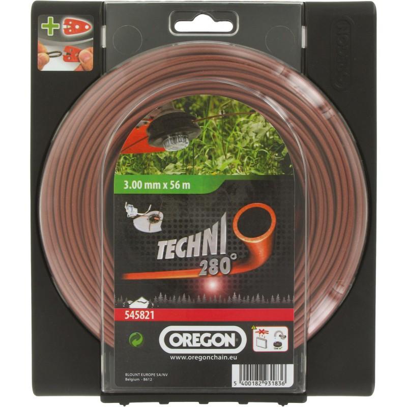 Fil Techni 280° Oregon - Longueur 56 m - Diamètre 3 mm