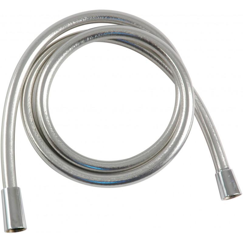 Flexible lisse cromflex chromé  Odyssea - anti-torsion - 2 m