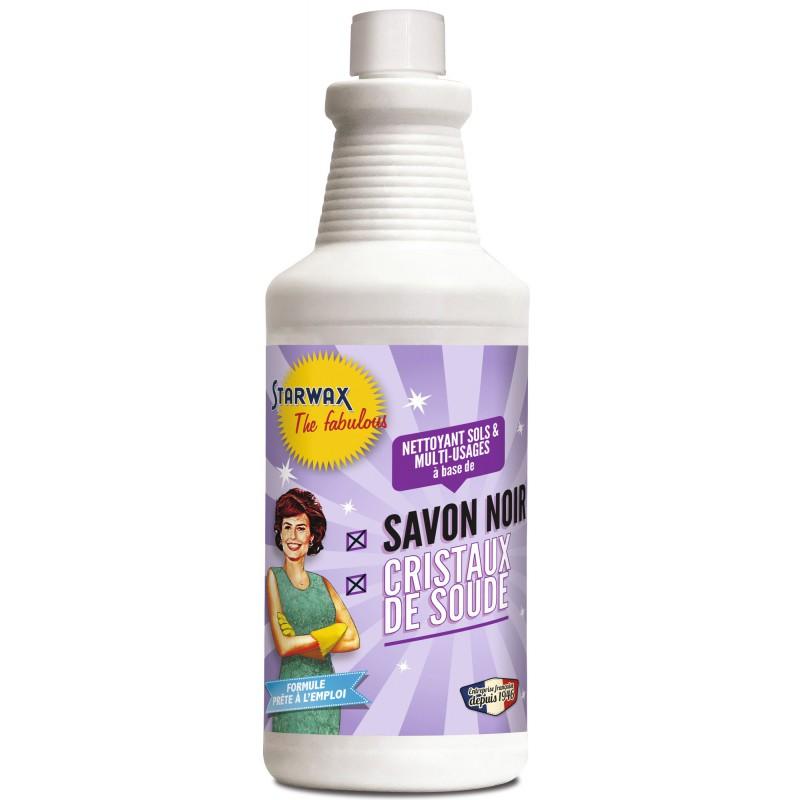 Nettoyant sols et multi-usages Starwax The Fabulous - Bidon 1 l