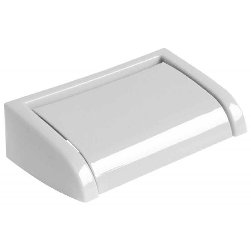 Porte-papier Color Gelco Design - Blanc