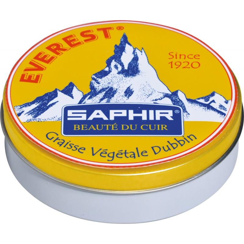 Graisse végétale Dubbin Everest Saphir - 100 ml - Blanc
