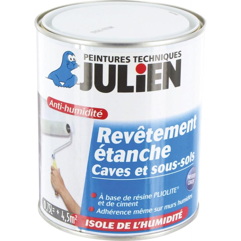 Revêtement étanche Julien Boîte 750 Ml De Peinture 1065494