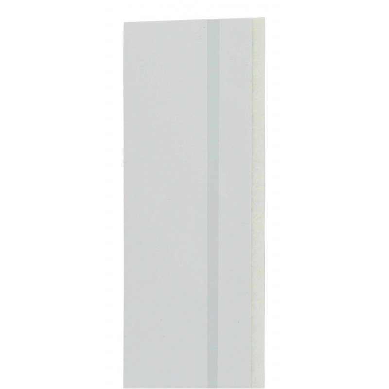 Bas de porte souple PVM - Blanc