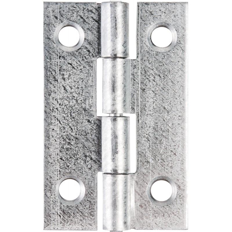 Charnière rectangulaire nœud roulé simple feuille - Monin - 70X40