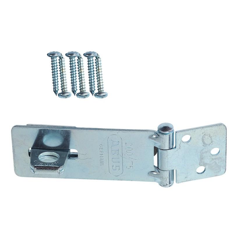 Porte-cadenas simple Abus - Anse 9 mm - Longueur 76 mm