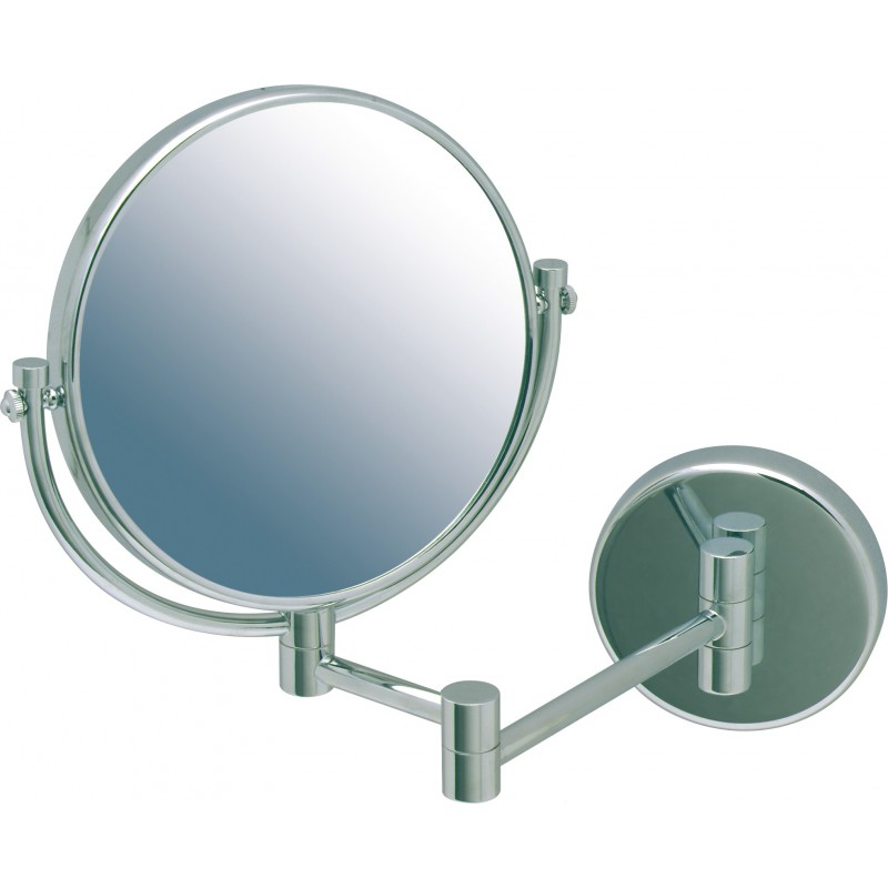 Miroir double face JVD - Diamètre 20 cm