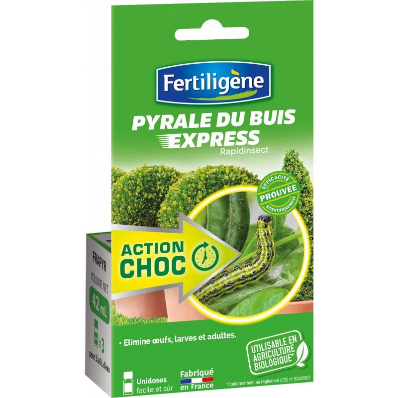 Pyrale du buis express Fertiligène  - 42 ml