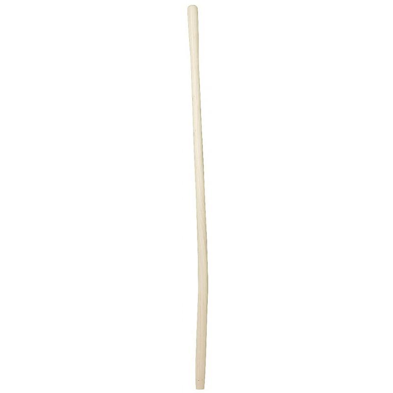 Manche bois Cap Vert - Fourche fumier - Diamètre 36 mm - Longueur 1,35 m