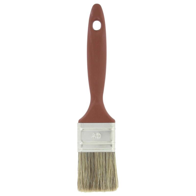 Queue de morue bi-matière lasure Outibat - Dimensions 40 mm