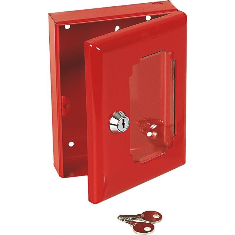 Boîte à clé de secours Decayeux - Largeur 120 mm - Hauteur 160 mm