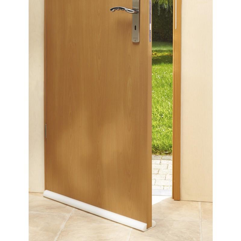 boudin de porte mottez blanc longueur 93 cm de bas de. Black Bedroom Furniture Sets. Home Design Ideas