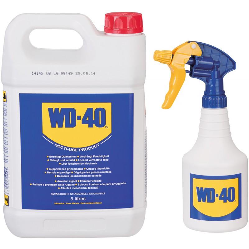 Wd 40 bidon + pulvérisateur - WD 40