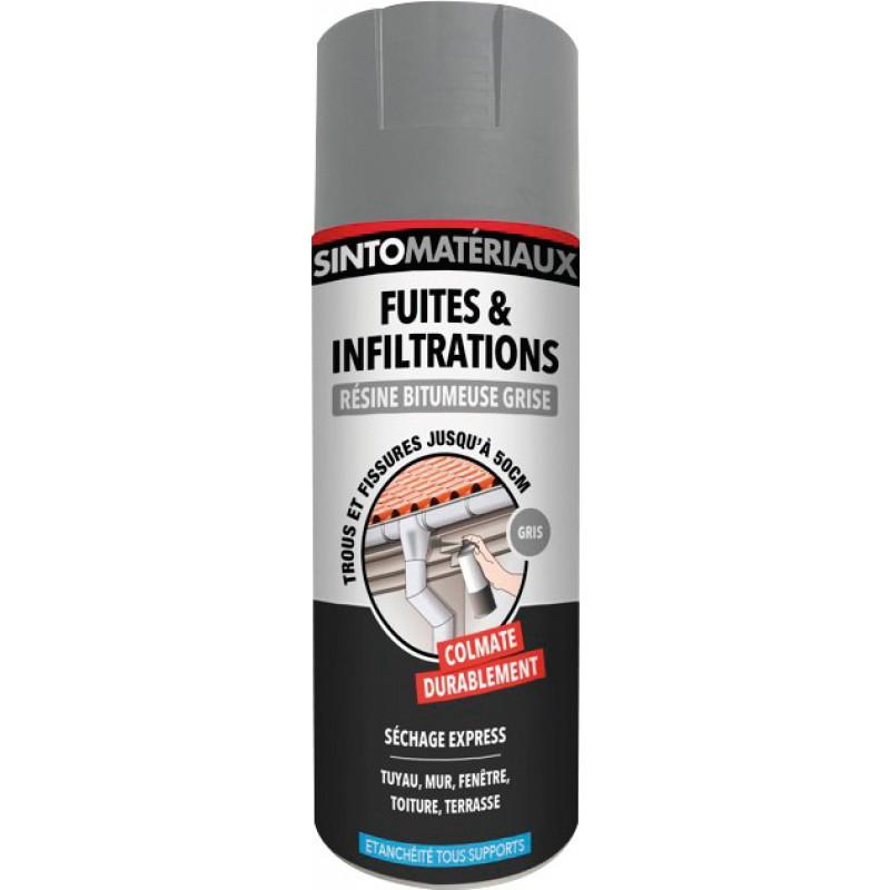 Résine fuites et infiltrations Sinto matériaux - 150 ml