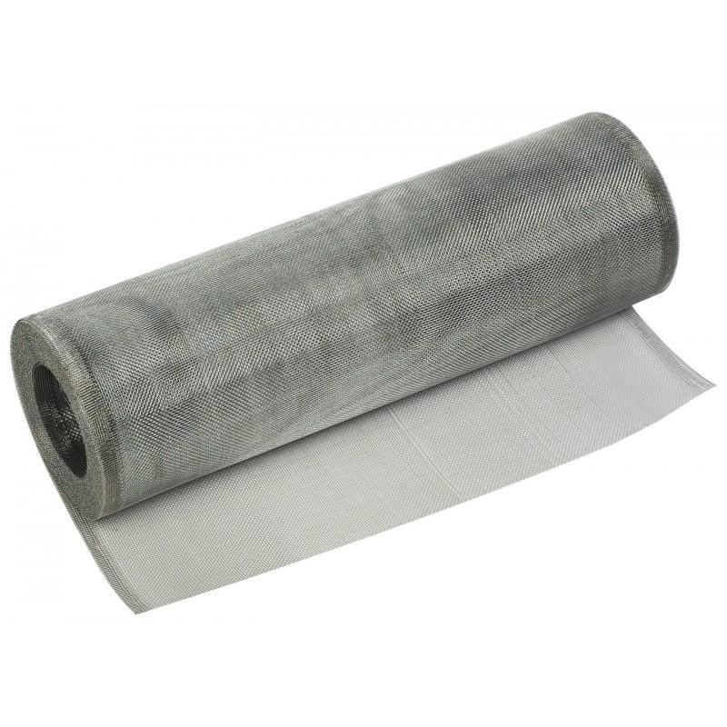Toile galvanisée n°16 Filiac - Fil diamètre 0,25 mm - Longueur 5 m - Hauteur 1 m